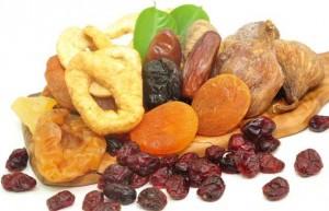 sucre-fruits secs-sucre non raffiné